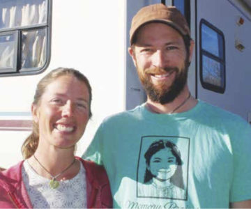 Local Couple Helps To Create 'Portraits of Kindness'