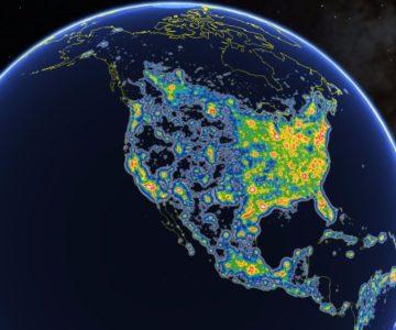 Casting Light on Light Pollution