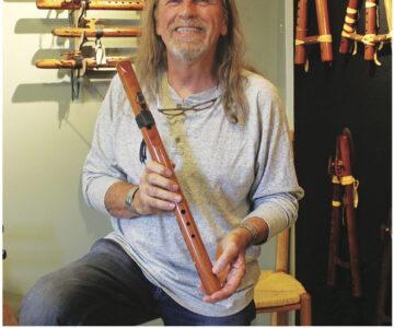Musicians of Note: Odell Borg