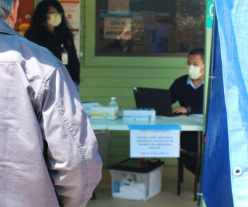 Local Healthcare Response to the Pandemic