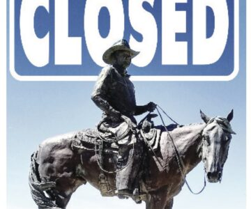 Fairgrounds Events  Curtailed by Shutdown