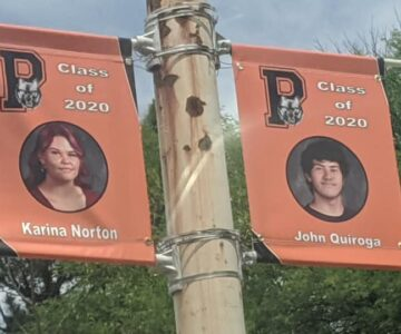 Class of 2020 Honored on the Streets of Patagonia