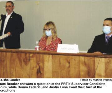 PRT Hosts Candidate Forum