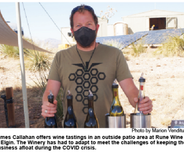 Local Wine Tourism: Surviving the Pandemic
