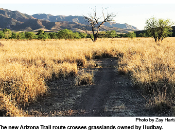 New Route Connects Town, Arizona Trail